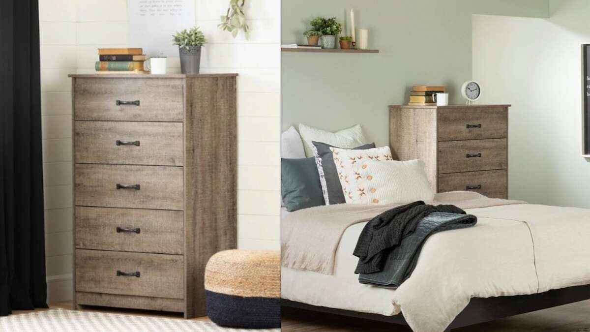 South Shore Tassio 5-Drawer Dresser Chest, $194.99 (Normally $210.99)