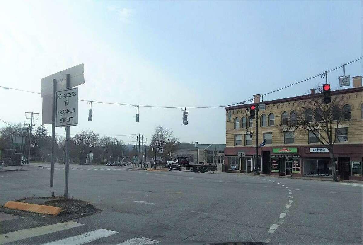 Downtown Torrington, Conn.