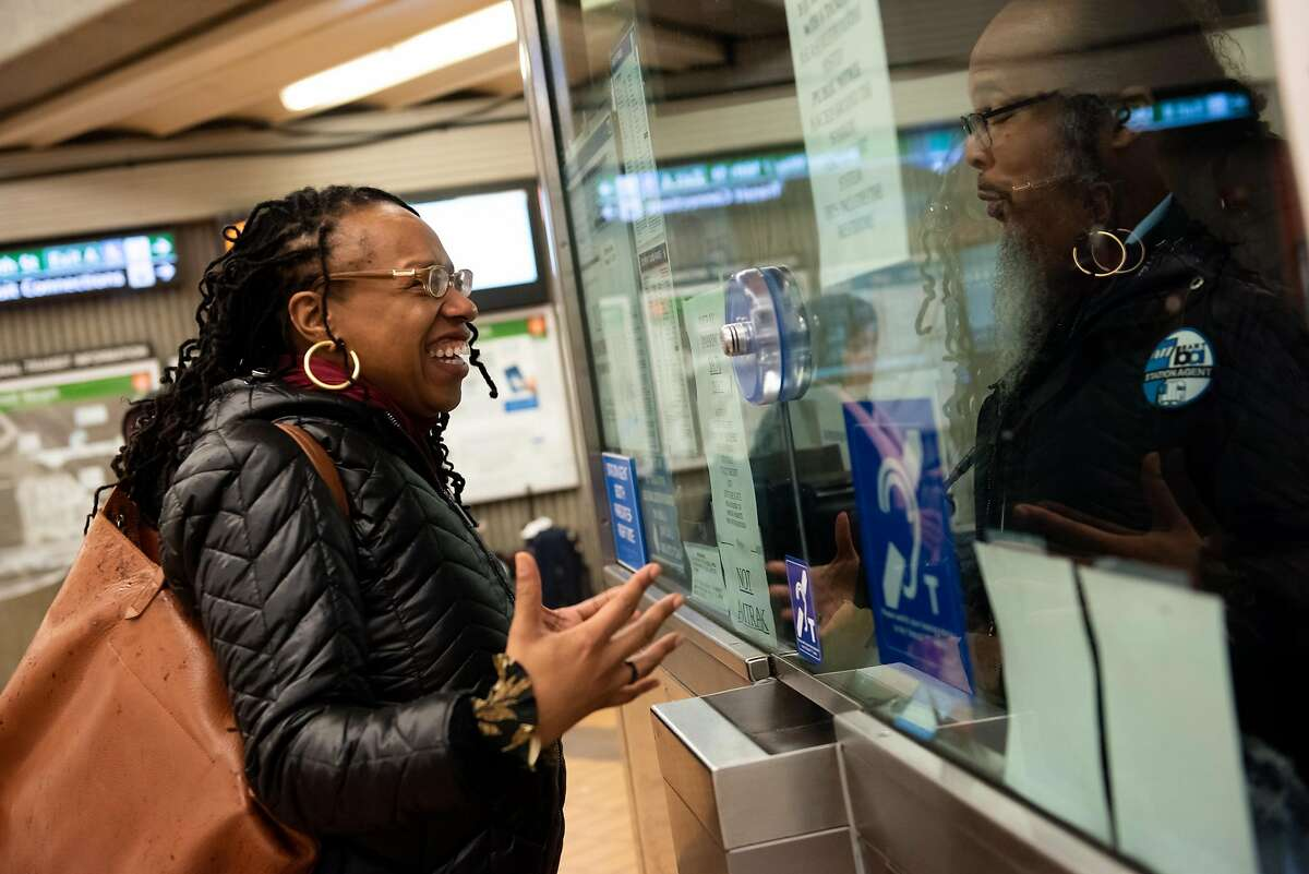 BART board President Lateefah Simon, a single mom who is legally blind, won three counties in her re-election along with other incumbents on the board.