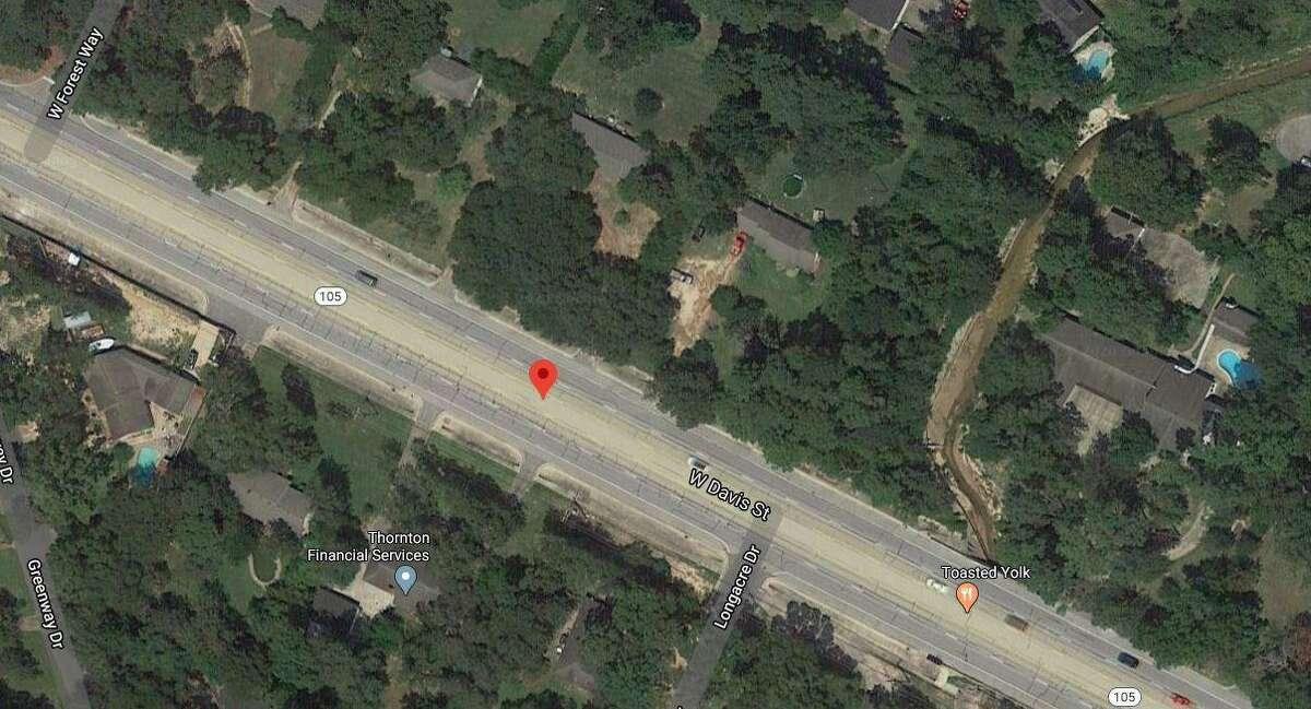 Crash on the 12500 block of West Davis Street left one man dead.