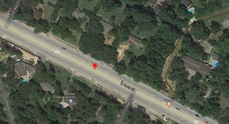 Crash on the 12500 block of West Davis Street left one man dead. Photo: Courtesy Of Google Maps