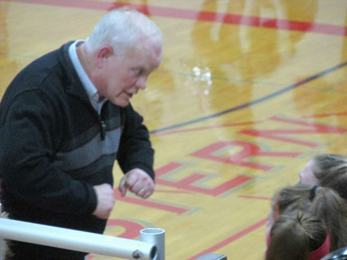 Northwestern coach Fred Williams had his team primed for a big win over Stratford in the Class L Girls Basketball Tournament Tuesday night at Northwestern High School.