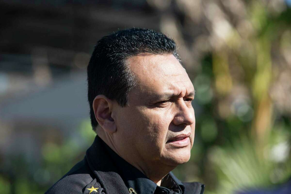 The two deputies did not work in the jail, or in the same location, said Harris County Sheriff Ed Gonzalez.