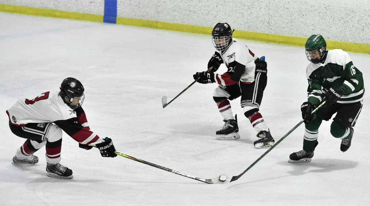 The Milford boys and girls hockey teams will have new nicknames the next time they take the ice.