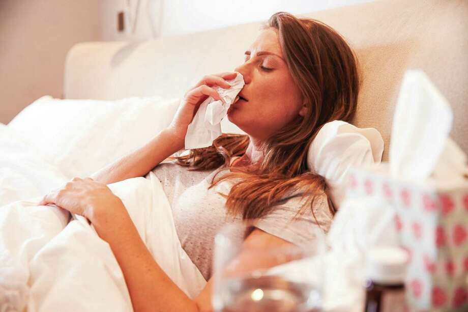 Benzie County is experiencing a prolonged flu season with a second peak at the end of February. (Courtesy photo)