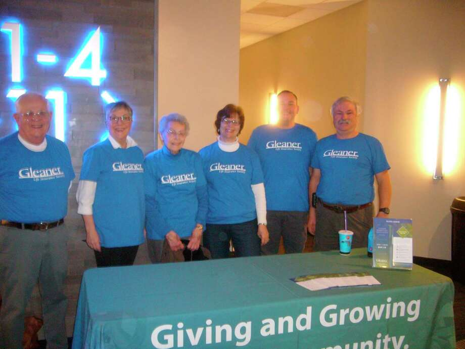 Gleaners Life Insurance Society Floyd Arbor 206 recently invited the community to Midland Cinemas for a showing of the movie Call of the Wild. Floyd Arbor provided free tickets, popcorn and pop for 56 people who attended on Feb. 22. (Photo provided)