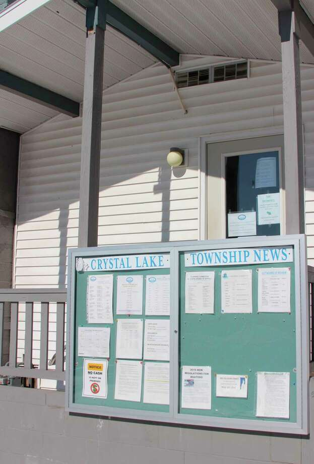 Voters in Crystal Lake Township will revisit whether or not they want to ban recreational marijuana establishments within the township on March 10. (Photo/Colin Merry)