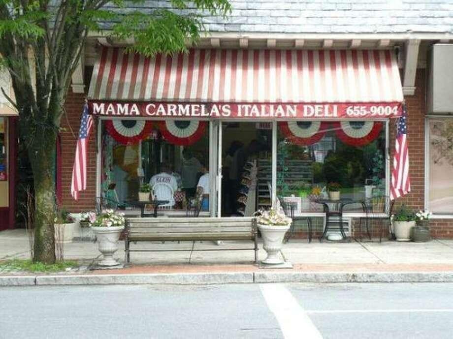 Mama Carmela's and CVS in Darien were both recently burglarized. Photo: Courtesy Trip Advisor.