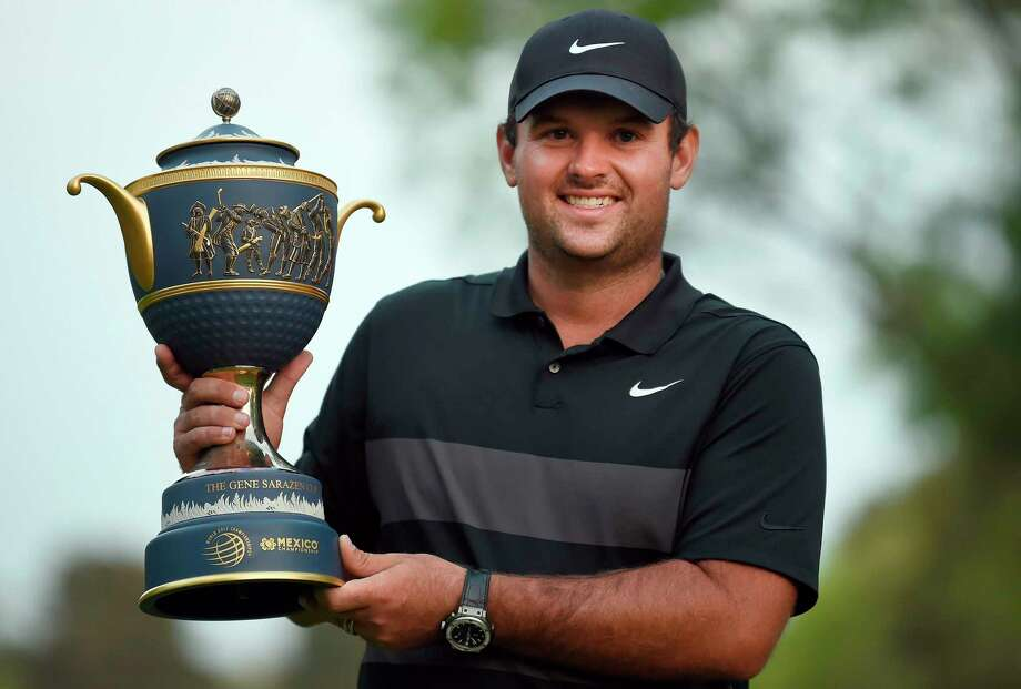 Patrick Reed is the latest top-10 golfer in the world rankings to commit to play in June's Travelers Championship, the tournament announced on Wednesday morning. Photo: Alfredo Estrella / AFP Via Getty Images / AFP or licensors