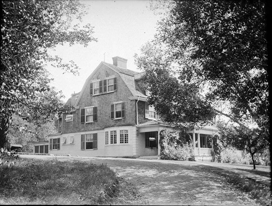 "Gunn Historical Museum will hold its next Washington History Club in the Morning meeting March 16, 2020 at 10 a.m. The topic of discussion will be ""Washington Hotels, Taverns and Inns."" The meeting will be held at the Washington Senior Center in Bryan Hall Plaza. Above is The Mayflower Inn, circa 1920. If you have a ""Flashback"" photograph you'd like to share, contact Deborah Rose at drose@newstimes.com or 860-355-7324. Photo: Courtesy Of Gunn Historical Museum / The News-Times Contributed"