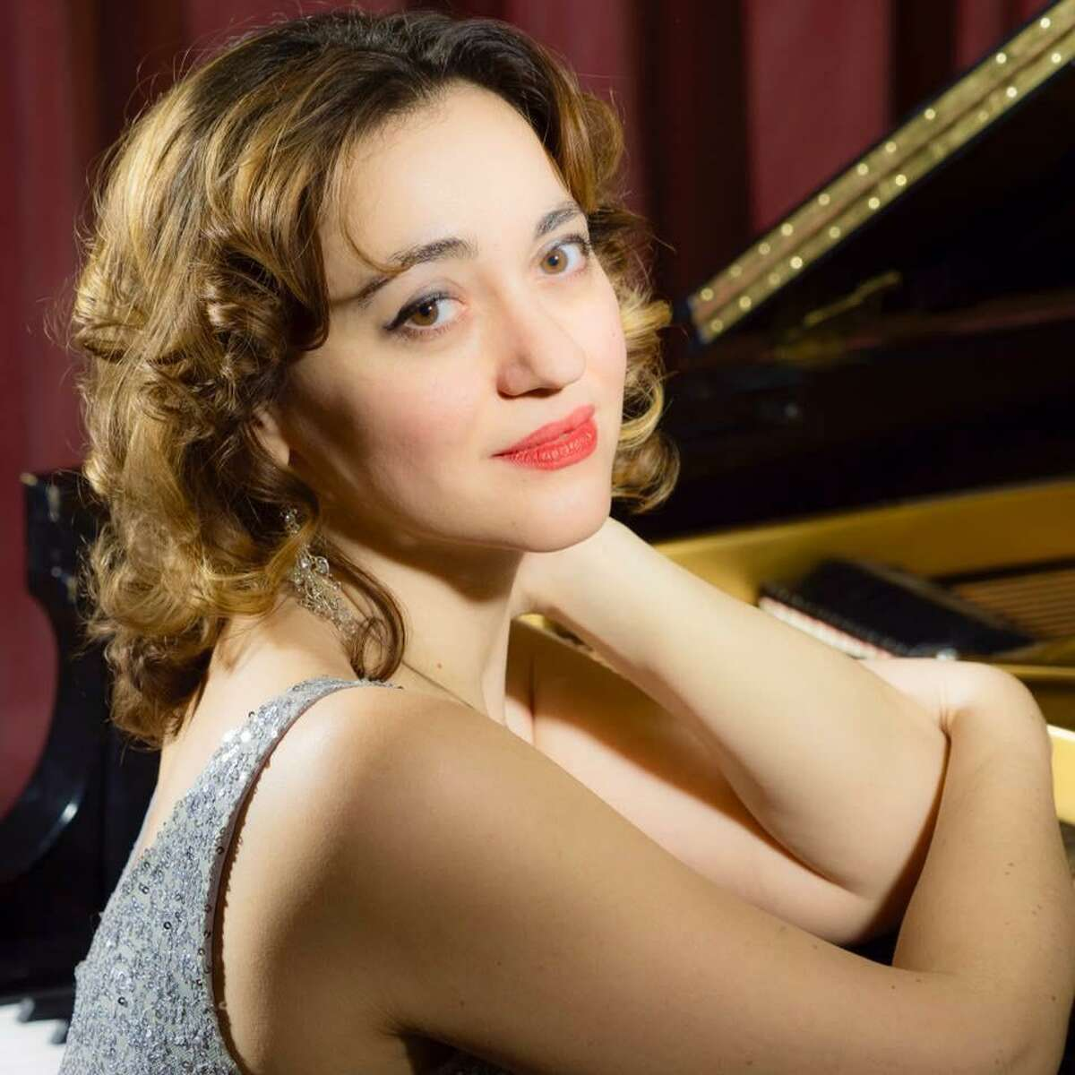 "Kariné Poghosyan, who will perform the Beethoven ""Emperor"" concerto."
