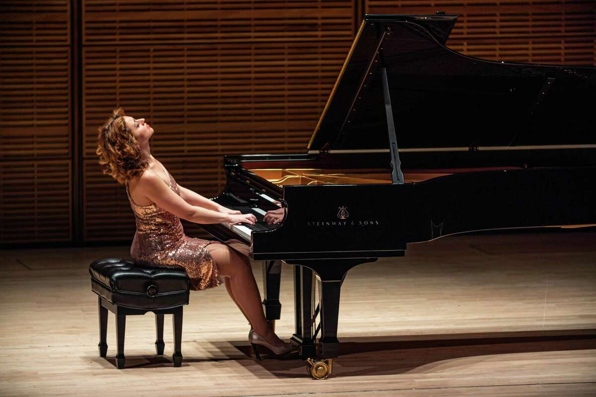 Kariné Poghosyan will be the soloist Sunday, March 8, for the Wallingford Symphony.