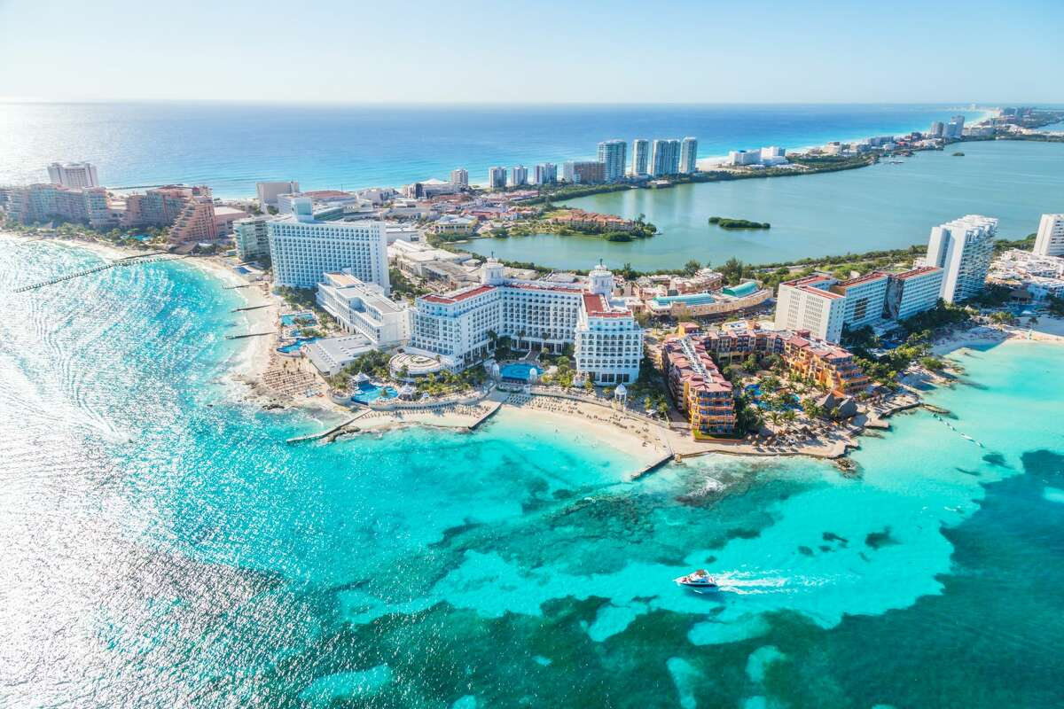 If you head here to Cozumel in March, you'll be pleasantly surprised about the sticker price for the airfare. The cost for a trip is $388 instead of the average rate of $573