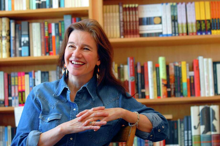Louise Erdrich will be one of the featured presenters at the AWP Conference & Bookfair. Photo: Dawn Villella /AP / A2008