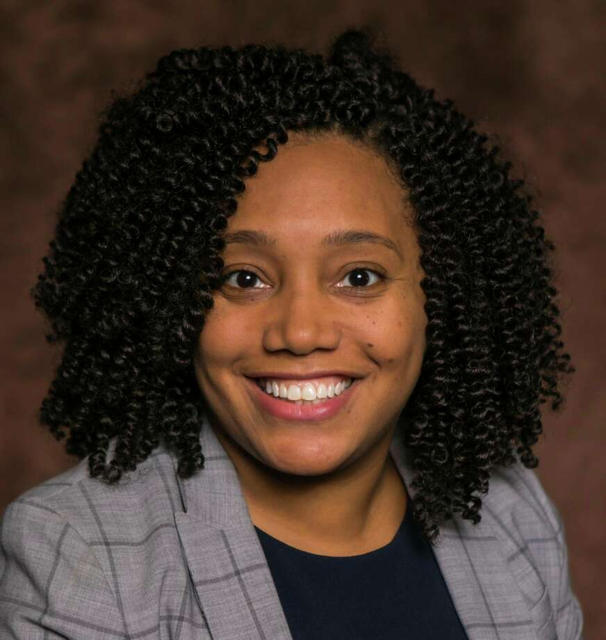 Aléwa Cooper, Foote School's new Head of School, starts on July 1, 2020. Photo: Contributed Photo
