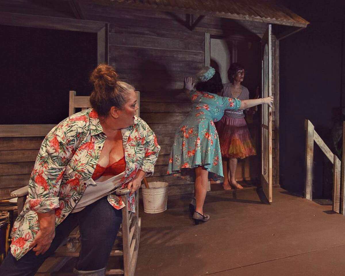 The Sherman Playhouse is opening its season with three one-act Tennessee Williams plays called