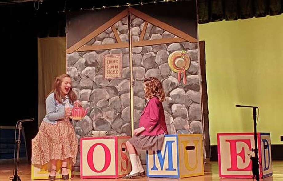 """The St. Catherine's Players will perform """"Matilda, The Musical,"""" at 8 p.m. Friday, at 7 p.m. Saturday and at 2 p.m. Sunday. Tickets at $21 may be purchased in advance at www.stc-sta.org or at the Parish Rectory at 4 Riverside Ave., Riverside. Tickets are $25 at the door. Everyone must have a ticket, regardless of age. For ticket information, email scplayerstickets@gmail.com or call 203-637-3661 Ext. 327. For more information, visit: www.stc-sta.org or email stcatherinesplayers@gmail.com. Photo: Contributed /"""