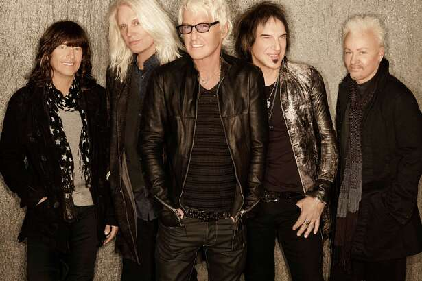 REO Speedwagon will perform at 8 p.m. on April 4 at Little River Casino Resort. (Courtesy photo)