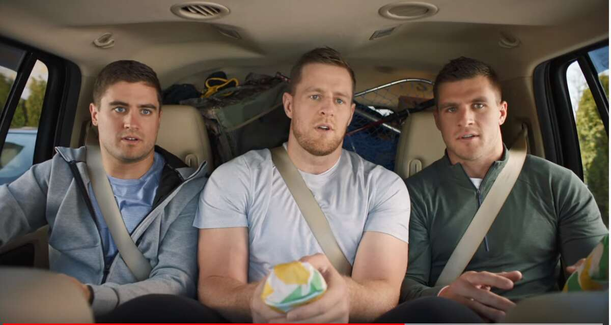 J.J. Watt and his entire family showcase their acting chops in a hilarious Subway video.