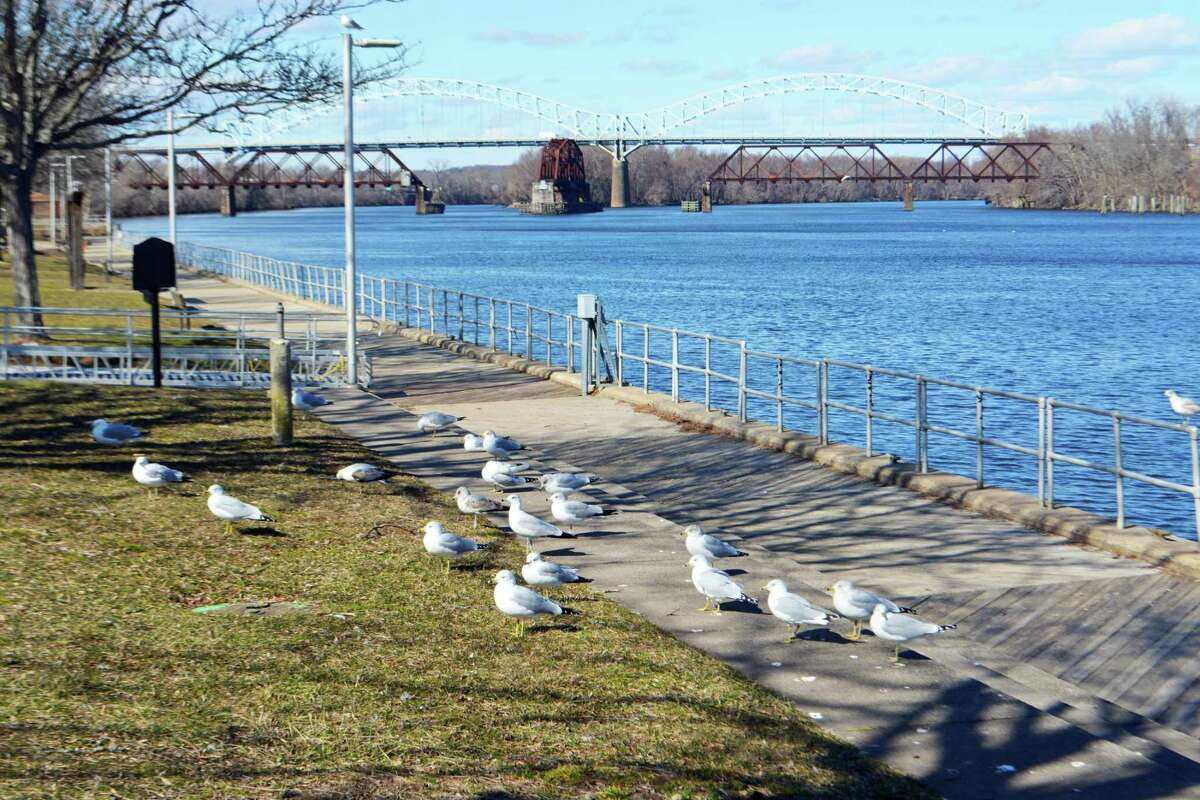 Harbor Park, along the Connecticut River in Middletown, will soon have new wood decking, concrete sidewalks, safety railings, unit pavers and shade pavilions, all aimed to improve accessibility and safety.