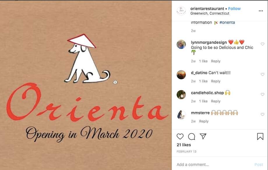 Photo: Screenshot Via Instagram/@orientarestaurant