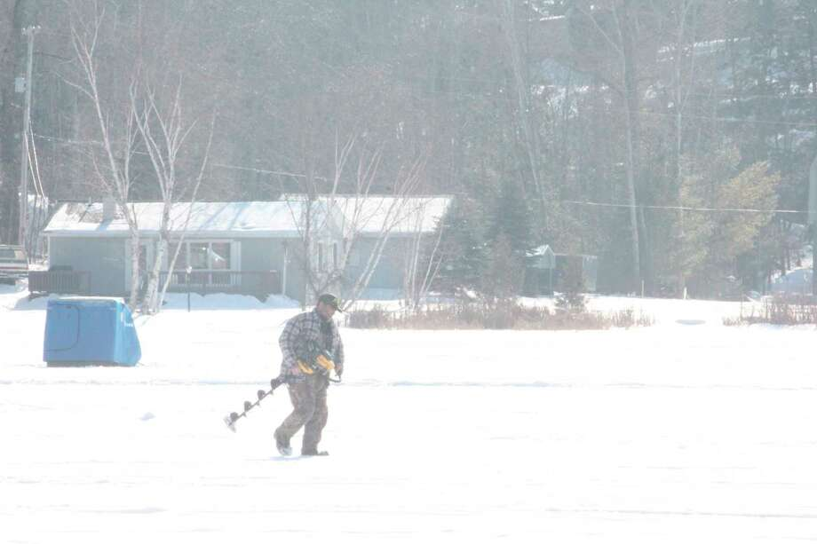 Warmer temperatures this week could make fishing a challenge. (Star file photo)