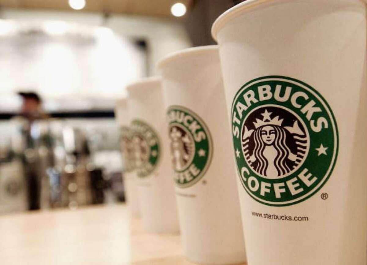 Starbucks: Starbucks has announced that,