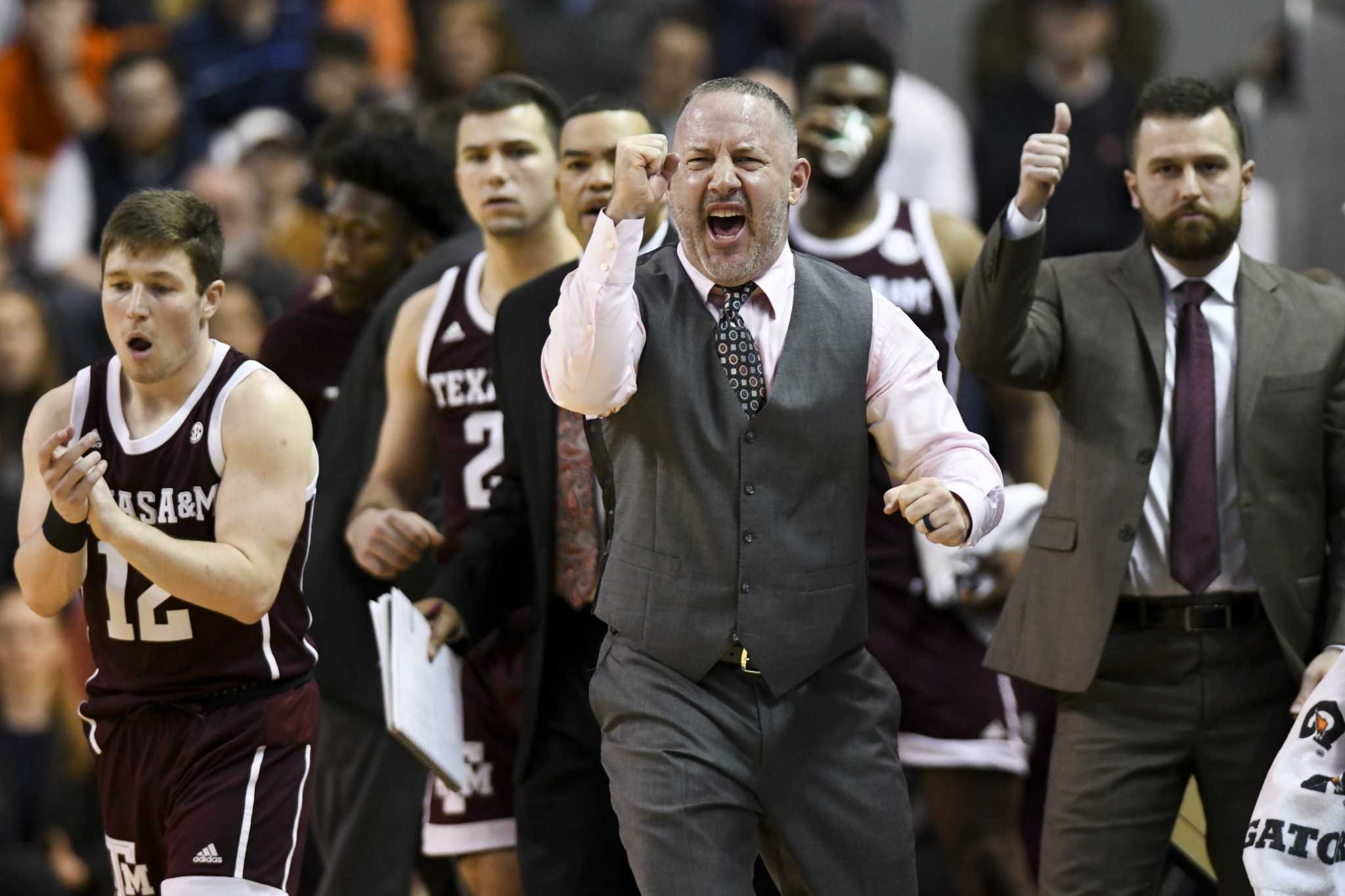 Basketball bonus for Aggies: 4-star guard joins program a year early