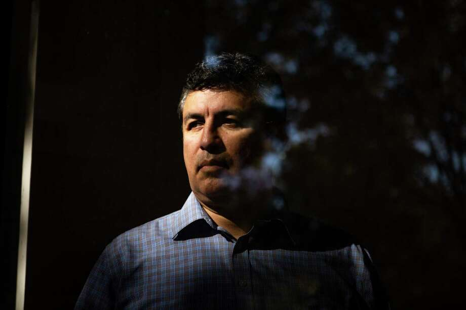 Ricardo Torres in Sacramento, Calif. Torres says he was abused by the Rev. Jose Antonio Pinal beginning at the age of 15. (Rachel Bujalski | for ProPublica)