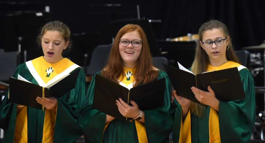 Metro-East Lutheran Choir members Photo: Submitted  / Tim Lorenz {mrtimlorenz@yahoo.com}