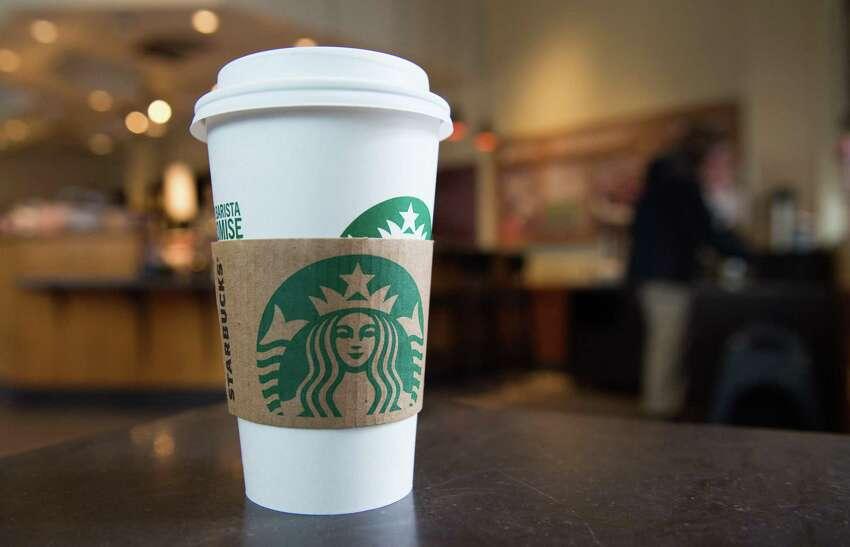 Coffee & Bakery - Staff Friendliness 1. Panera Bread - 59% 2. Starbucks - 58% 3. Krispy Kreme - 55% 4(T). Tim Horton's - 48% 4(T). Dunkin' Donuts - 48% Source: Market Force Information