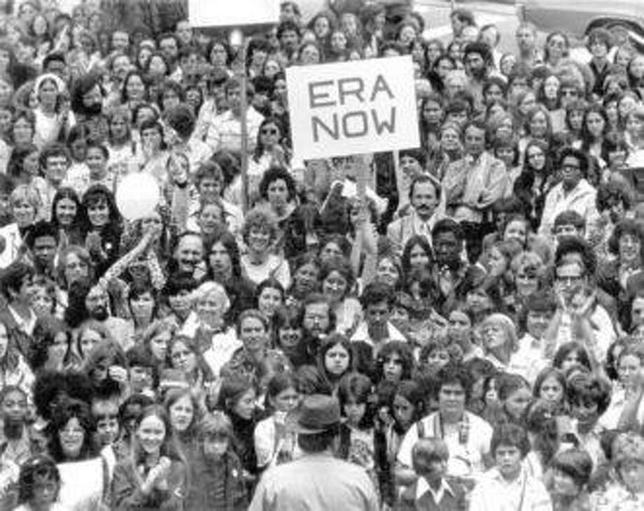 """The Fairfield Museum's celebration of International Women's Day on March 8 will feature activities ideal for mothers, daughters and the whole family. Additional upcoming March events include """"ERA: What's Happening?"""" on March 22. Photo: Www.fairfieldhistory.org"""