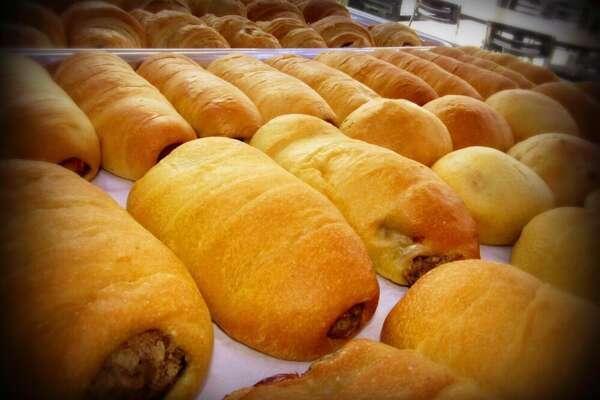 Kolache Bar15115 Westhiemer Rd, Houston, TXHelen N's review:Amazing kolache. The dough slightly sweet. I def recommend their brisket kolache. It was so good. Stuffed with bbq brisket. Photo: Yelp/Kolache Bar