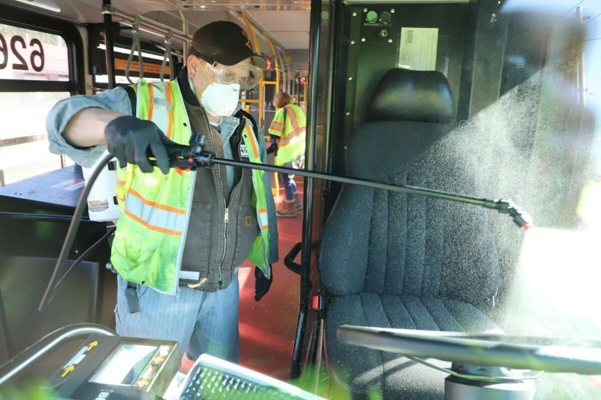 King County Metro announced starting Monday, it would be using a reduced schedule for buses, meaning many lines will run less frequently during the day and some will stop running altogether. More details can be found here.