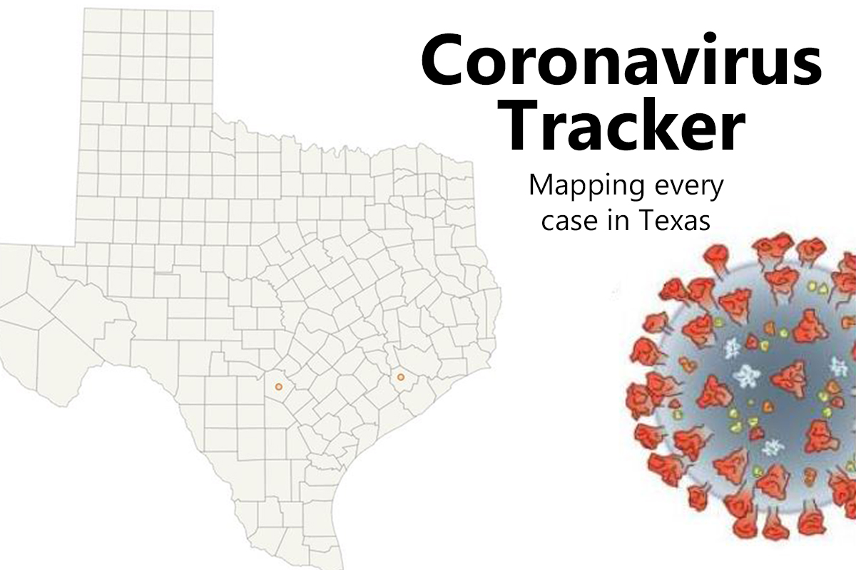 Texas Coronavirus Map See The Latest Numbers On Our Interactive