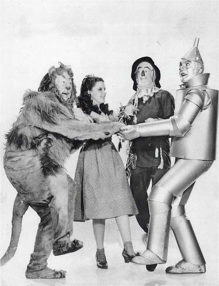 """Danbury Library is celebrating the 80th anniversary of """"The Wizard of OZ"""" and star Judy Garland with """"Forever Judy & 'The Wizard of OZ' """" March 7. Photo: Www.danburylibrary.org"""
