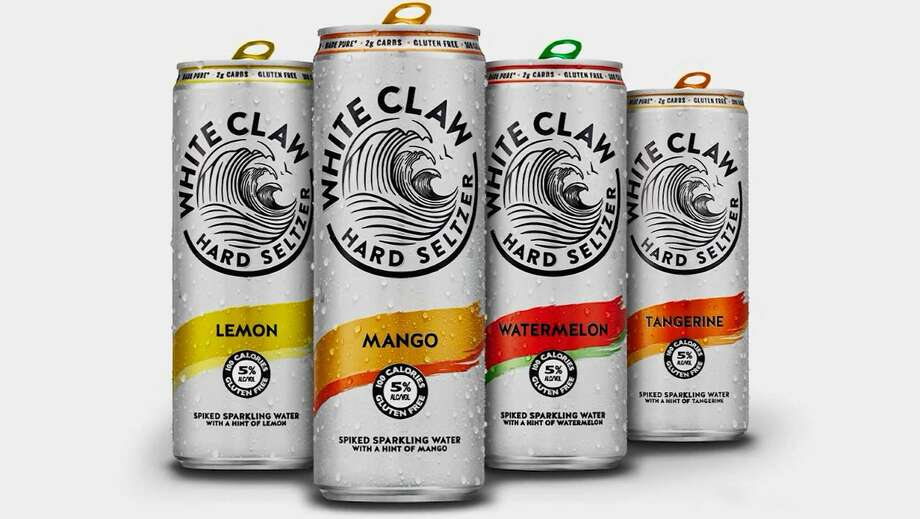 The hard seltzer brand White Claw has announced the release of their Flavor Collection #2, introducing three new flavors to their line-up. Photo: White Claw