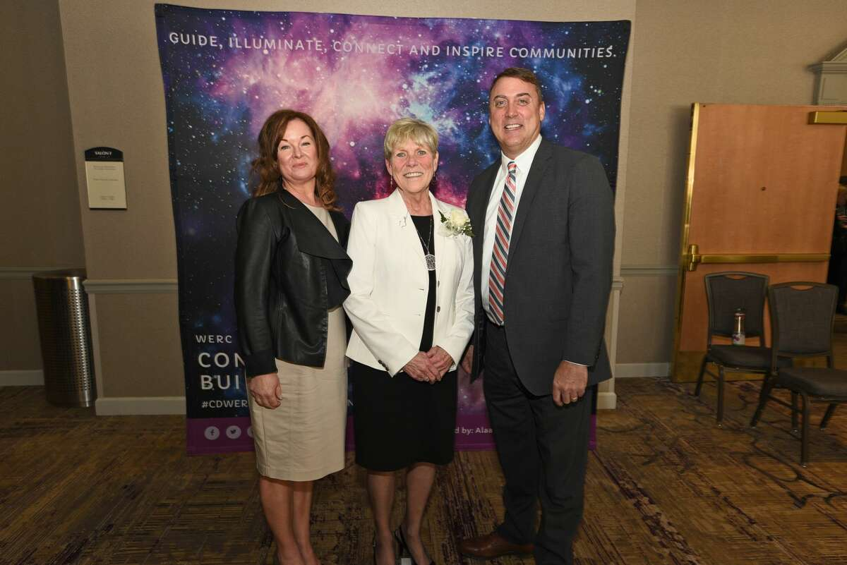 Were you Seen at The Women's Fund of the Capital Region's Awards Luncheon honoring the Trailblazer Women of 2020 and the WERC Community Leading Star at the Albany Marriott in Colonie on March 5, 2020