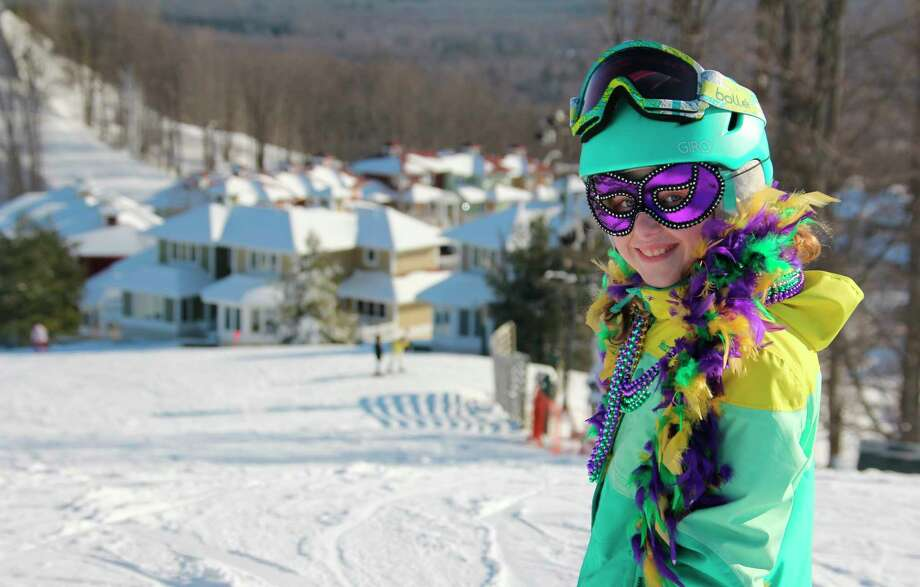 Crystal Mountain has events planned every weekend through March. (Courtesy Photo)