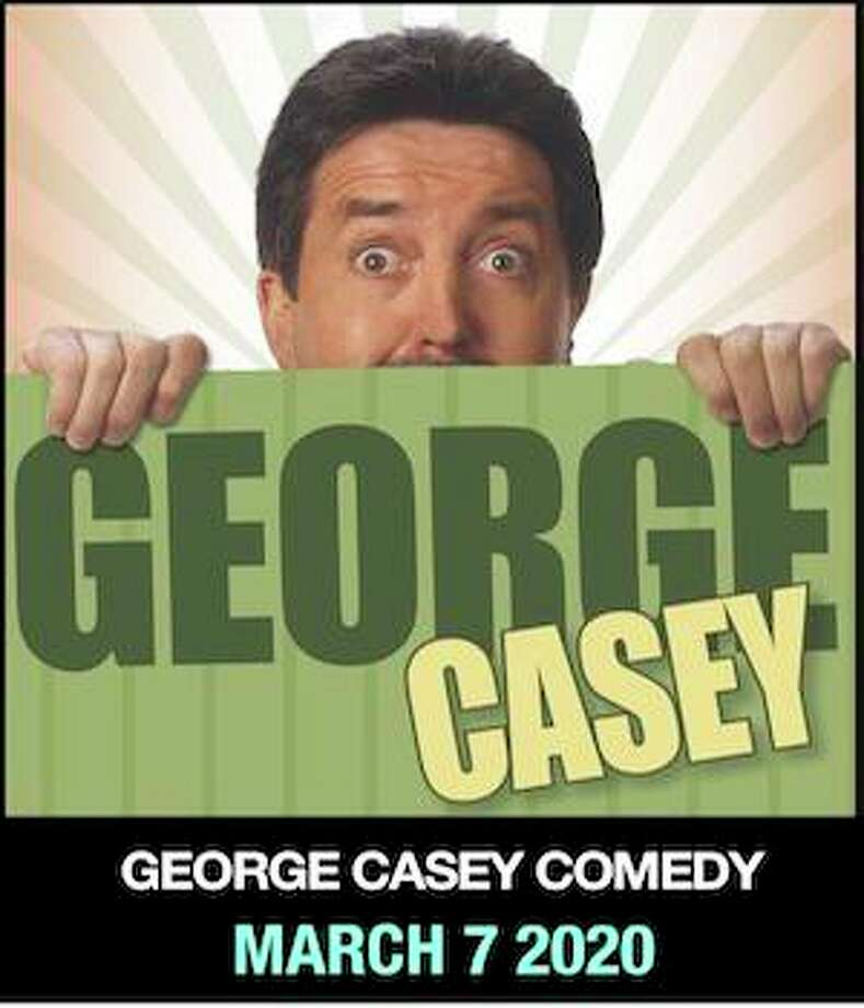 George Casey will perform at the Palace Danbury on March 7, 7:30 p.m. Photo: /