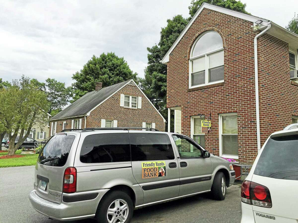 Friendly Hands Food Bank in Torrington serves thousands of hungry people in greater Torrington all year.