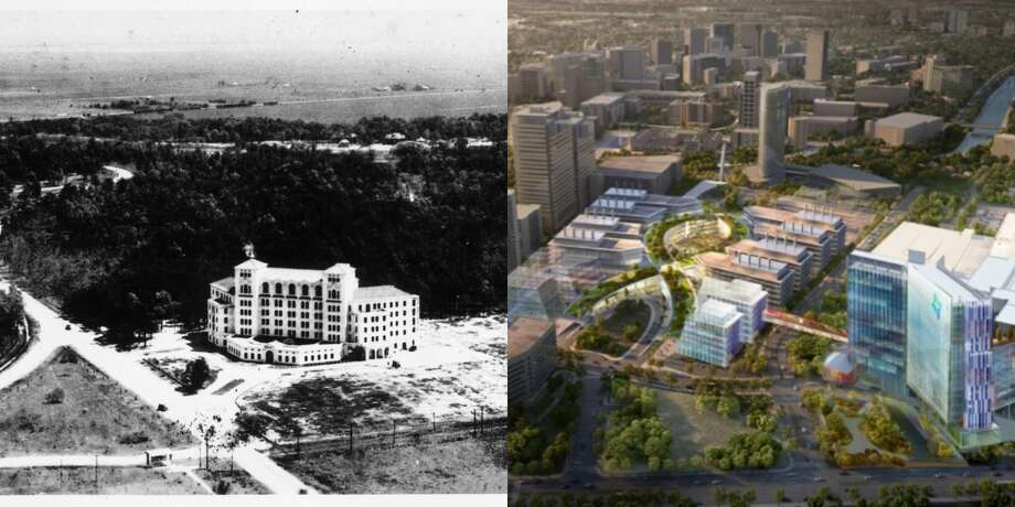 PHOTOS: The Texas Medical Center through the yearsHouston's Texas Medical Center has transformed from a single hospital in 1925 to the largest medical complex in the world in 2020. >>>See the TMC landscape transform over nearly 100 years... Photo: Title Slide