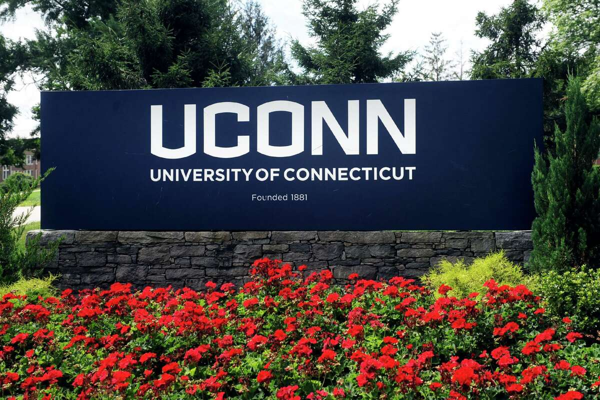 The University of Connecticut campus, in Storrs, Conn. Aug. 20, 2018.