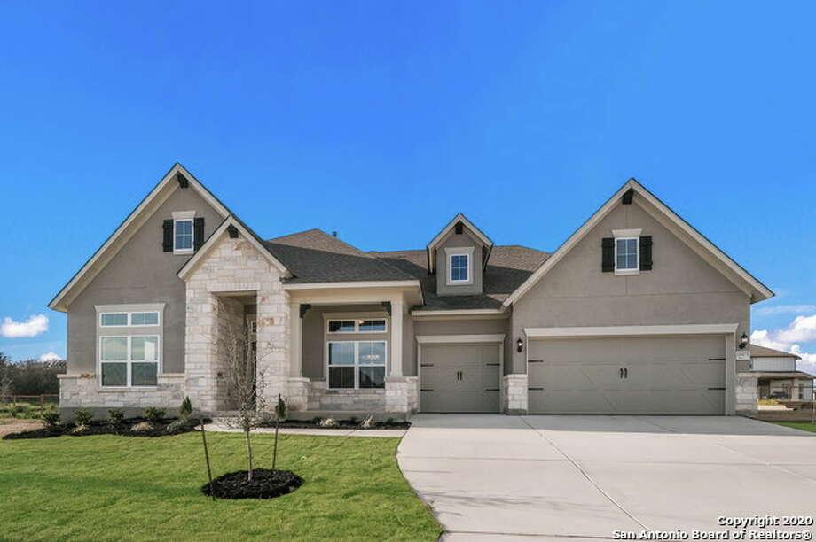 The median home price in Schertz is just under $250,000. The median home price in Cibolo is around $255,500. Photo: San Antonio Board Of Realtors