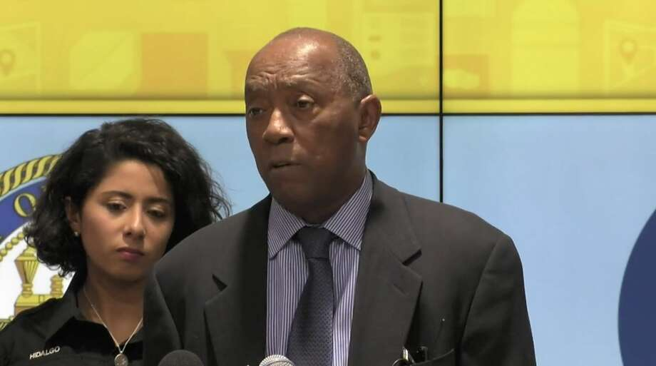 Houston Mayor Sylvester Turner speaks during a news conference about two confirmed cases of COVID-19 in Harris County on Thursday, March 5, 2020. Photo: Jay R. Jordan / Houston Chronicle