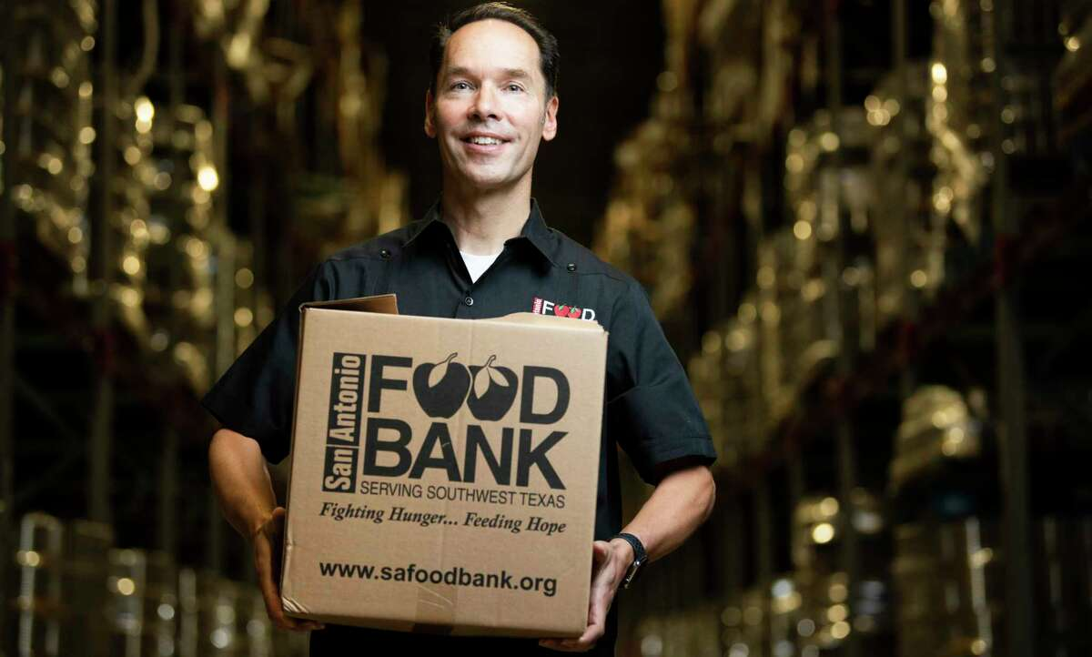 A reader praises San Antonio Food Bank President and CEO Eric Cooper as a true hero during the pandemic.