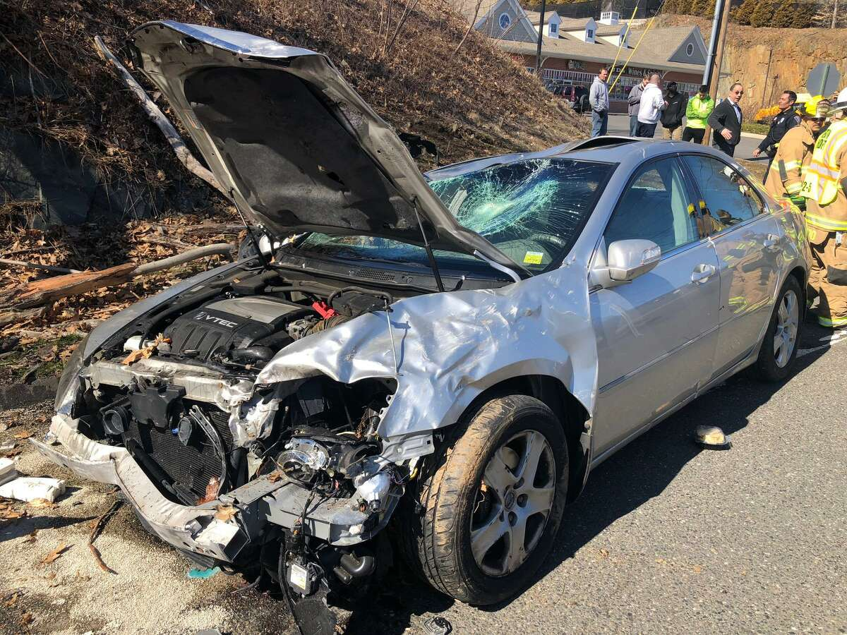 Emergency crews responded about 12:30 p.m. on Thursday, March 5, to the second serious accident in less than 24 hours on River Road - long acknowledged as one of the most dangerous roads in the city.