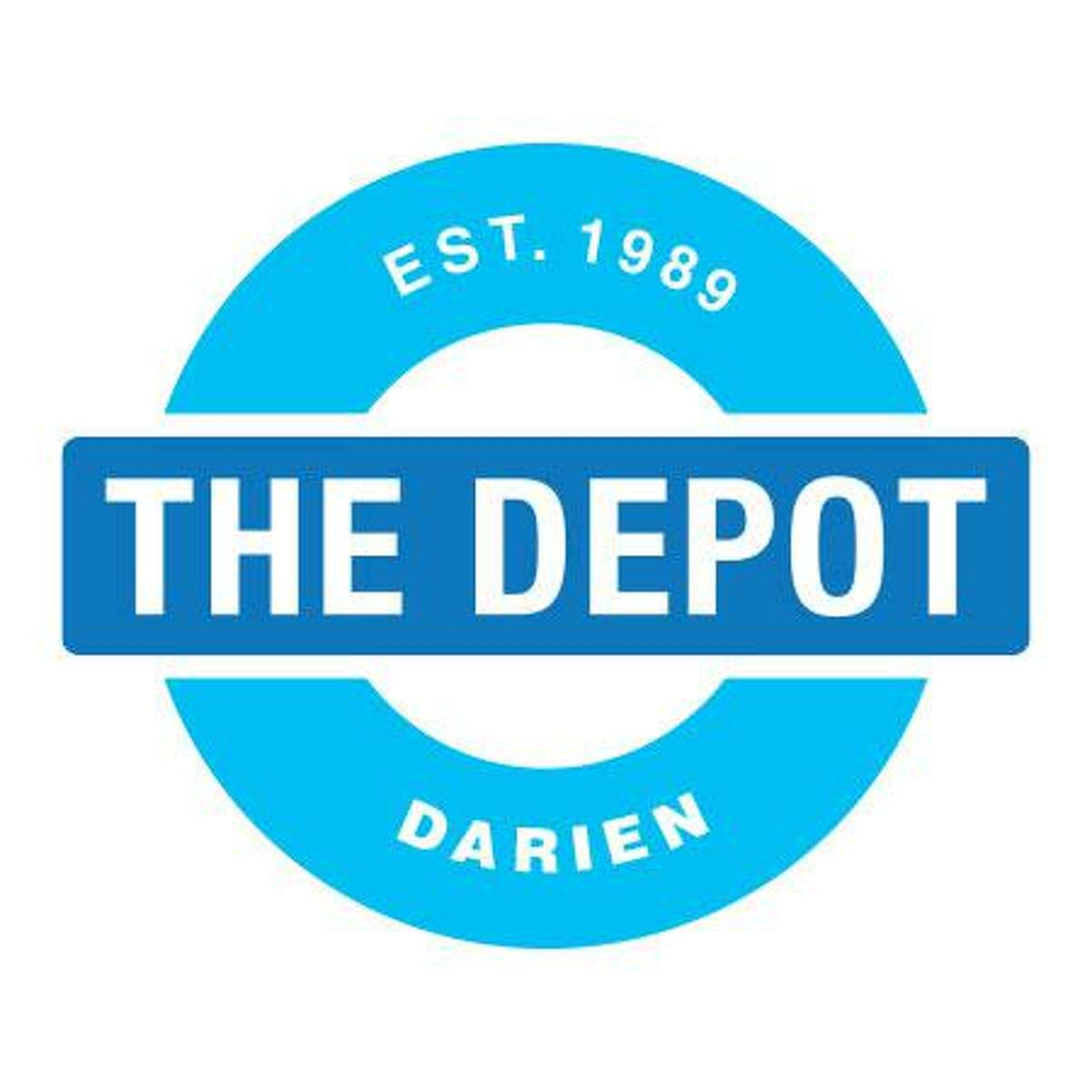 Darien Depot logo. March 15 is National Safe Place week. The Depot Youth Center in Darien is a Safe Place.
