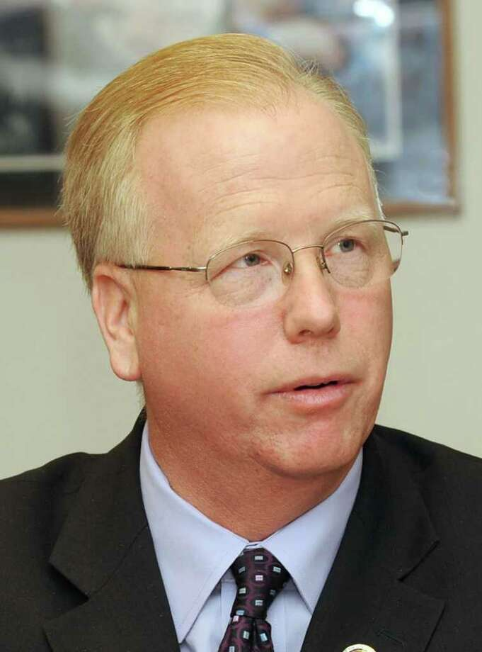 Republican candidate for Lt. Gov., Danbury Mayor Mark Boughton. Photo: File Photo / The News-Times File Photo