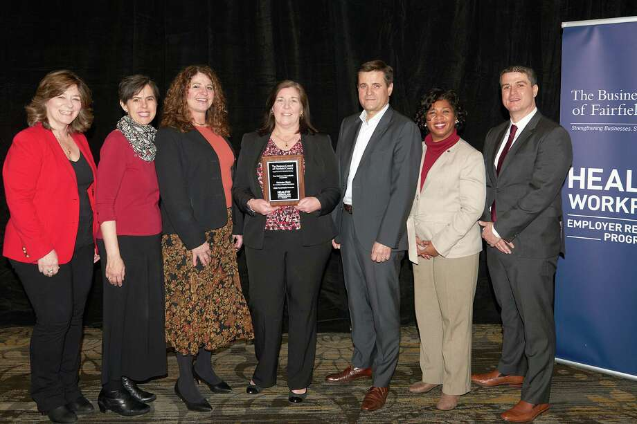 The Business Council of Fairfield County recently recognized Webster Bank as a Platinum-level Healthy Workplace Employer, its highest level of distinction.  The Ivy at Watertown is scheduled to open March 30. Photo: Contributed Photo / 2015DonnaCallighan'sPHOTOdesigns
